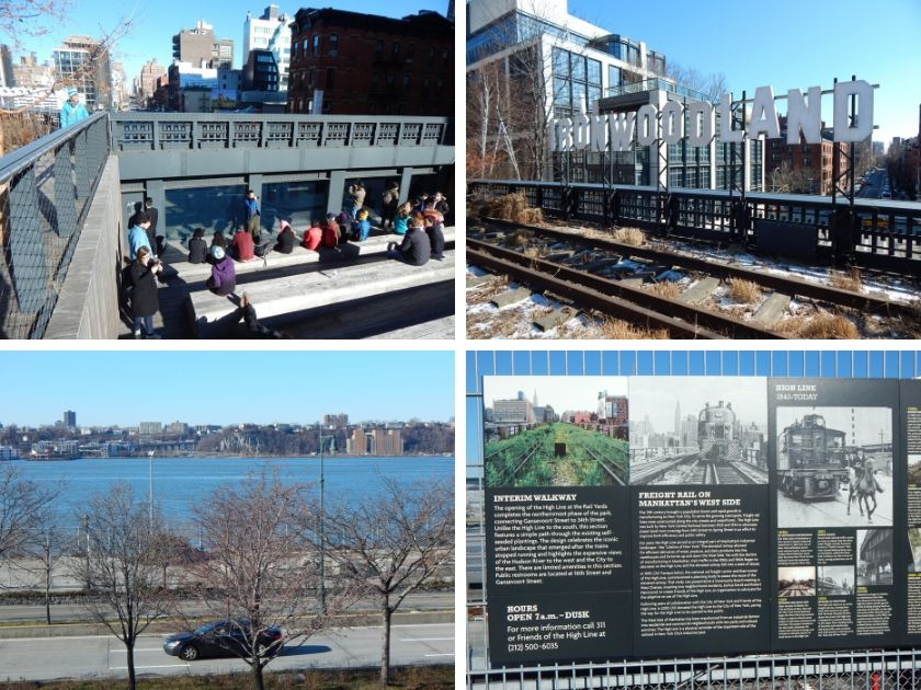 High Line New York Tipps Infos