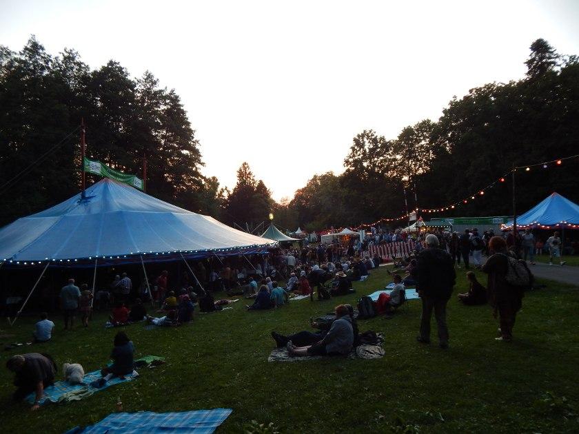 Blues, Schmus, Apfelmus-Fest in Laubach