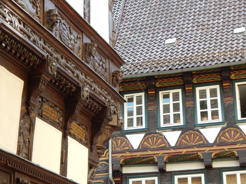Fachwerkhäuser in Einbeck Niedersachsen