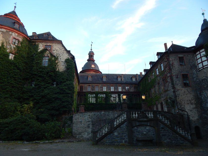 Schloss Laubach in Hessen