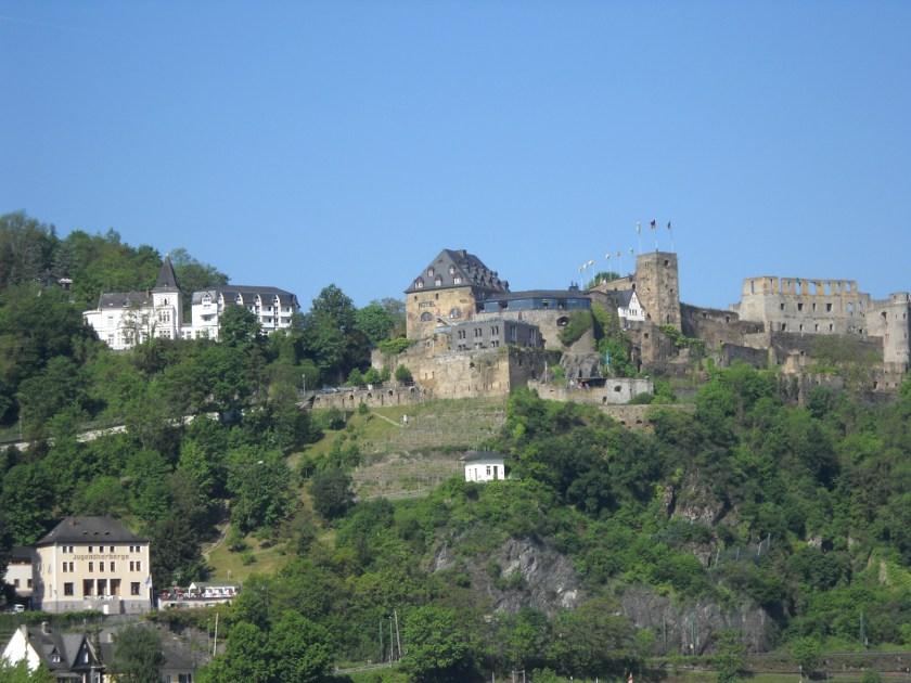 Schloss Burg Rheinfels St. Goar