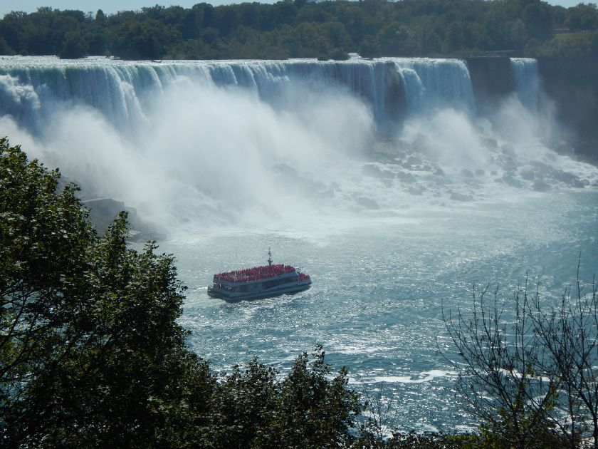 Niagara Fälle USA