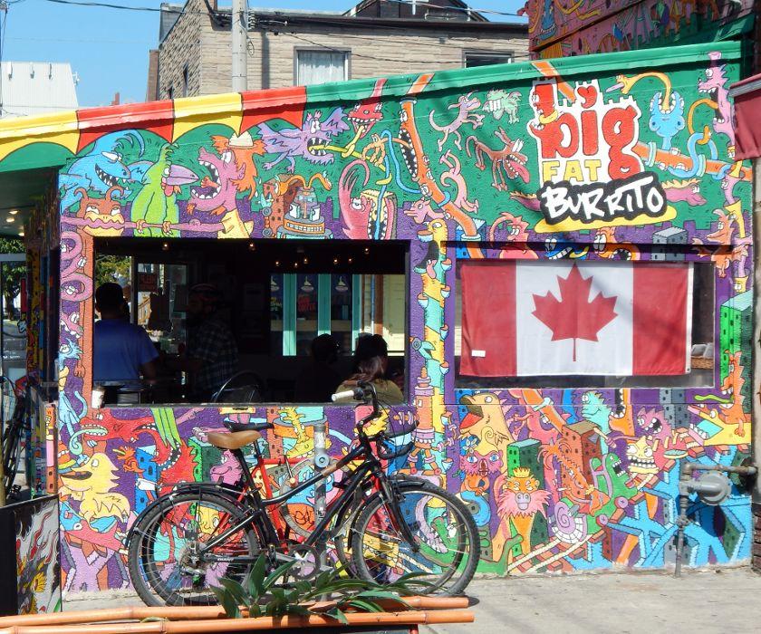 Essen in Toronto
