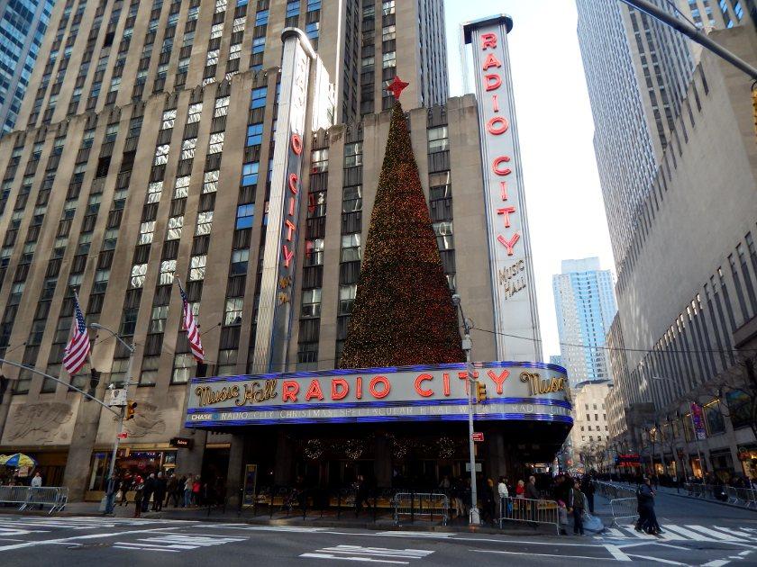Radio City Christmas - der New Yorker Weihnachtsklassiker