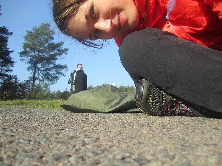 als Frau allein zu Fuß nach Nepal
