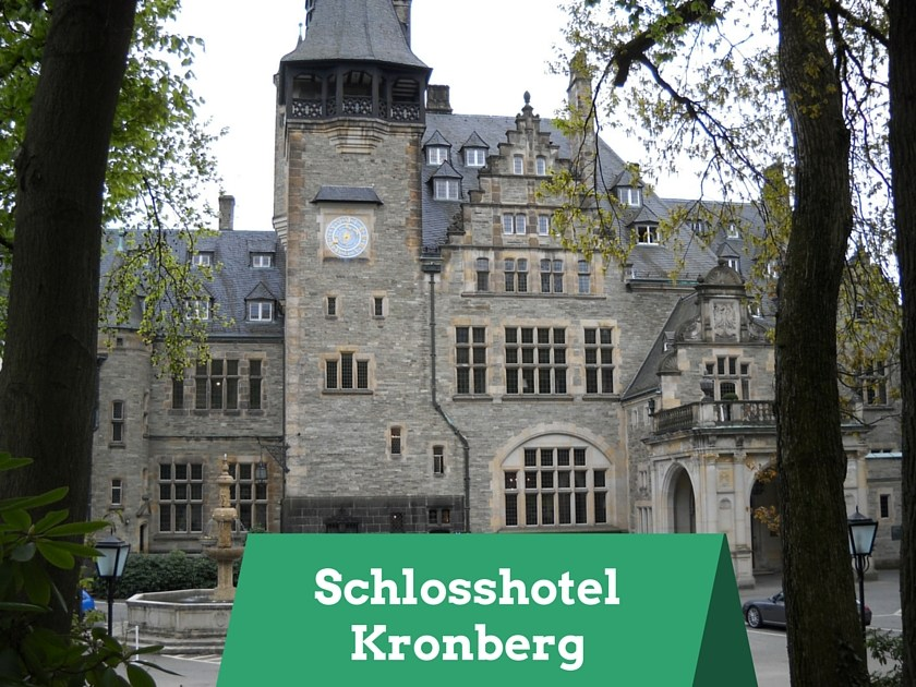 Schlosshotel Kronberg in Hessen