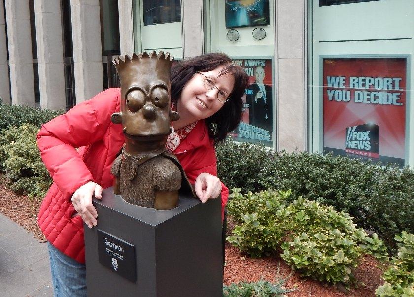 Bartman in New York