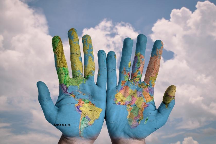 Journeyman, mit der Kraft der eigenen Hände um die Welt reisen
