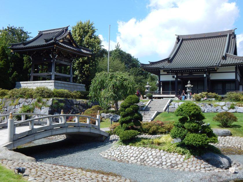 Japan In Düsseldorf - Erlebe Japanische Kultur In Deutschland! -