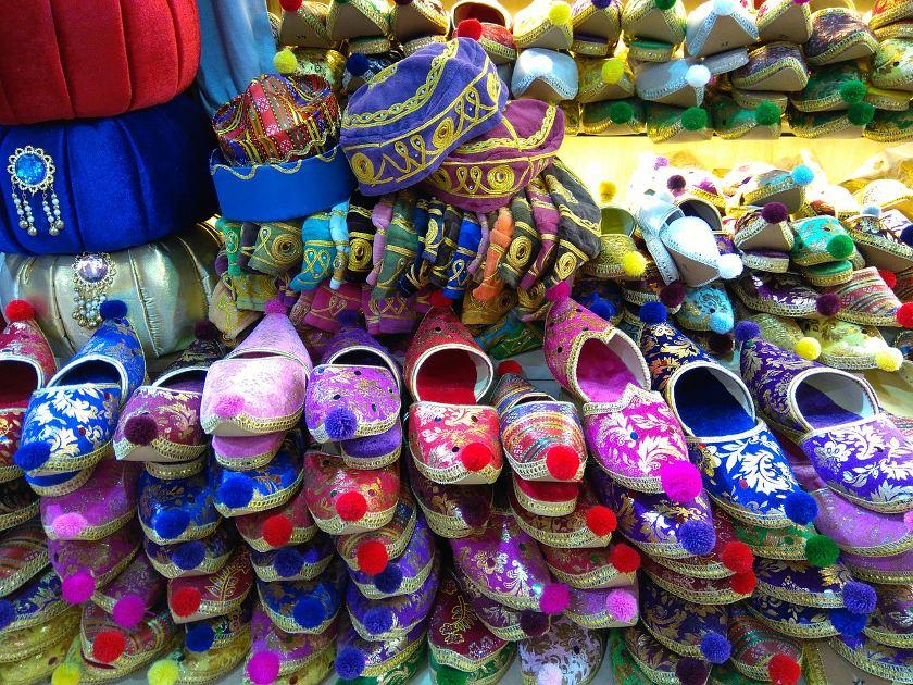 Souvenirs Türkei Schuhe