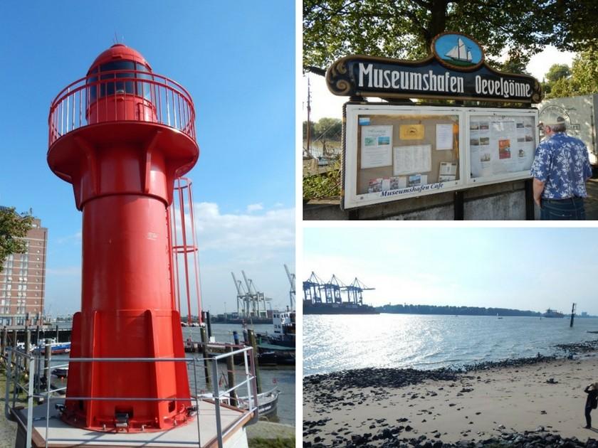 Museumshafen Övelgönne Hamburg