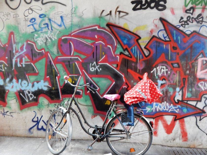 Schanzenviertel Hamburg Graffiti