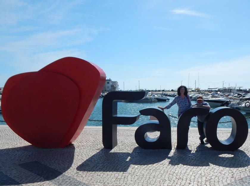 I love Faro
