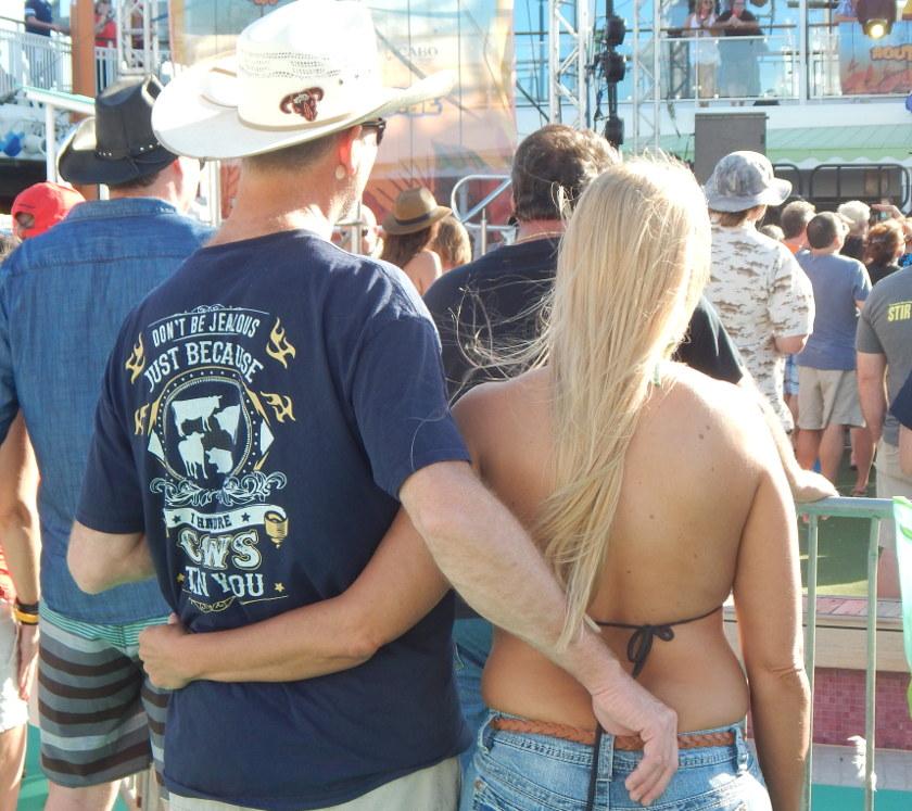 Outlaw Country Cruise, eine Musikkreuzfahrt mit Sixthman durch die Karibik