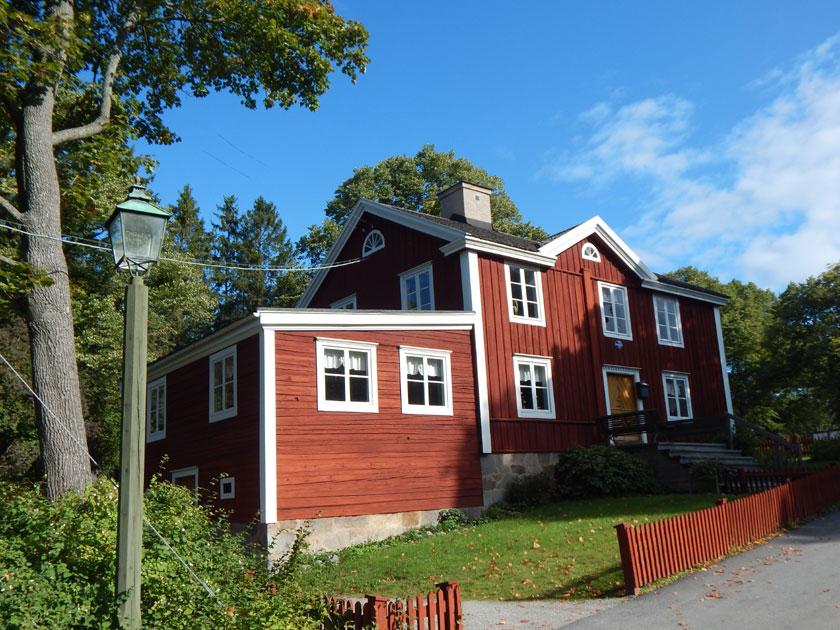 Freizeitpark Skansen Stockholm