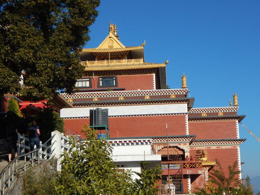 Namo Buddha Kloster bei Kathmandu, Nepal.