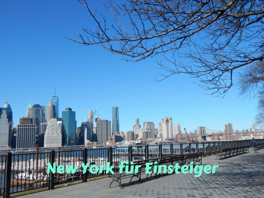 New York für Einsteiger.