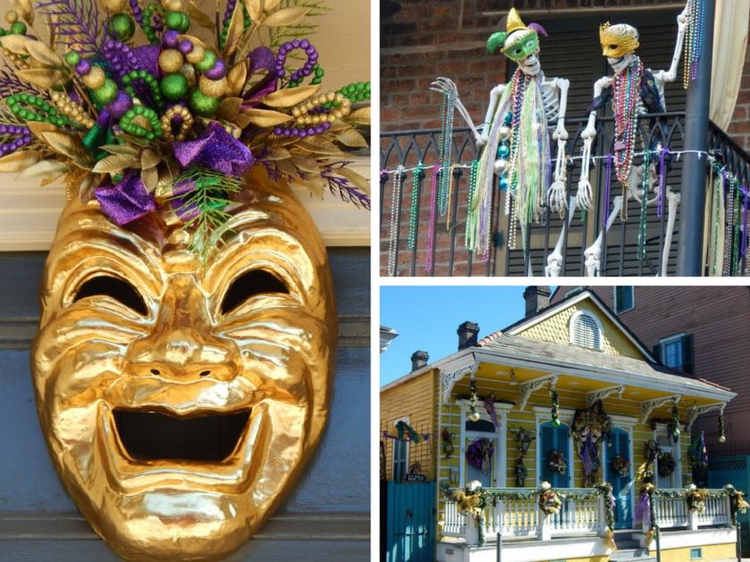 Wissenswertes rund um den Mardi Gras in New Orleans.
