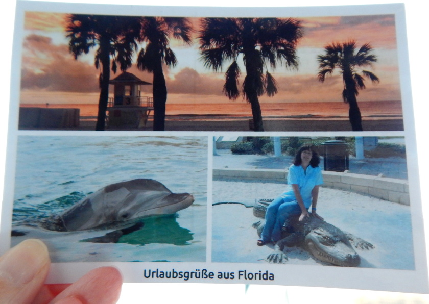 Postkarten aus eigenen Fotos individuell gestalten.