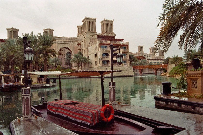 Dubai Luxushotel Madinat Jumeirah