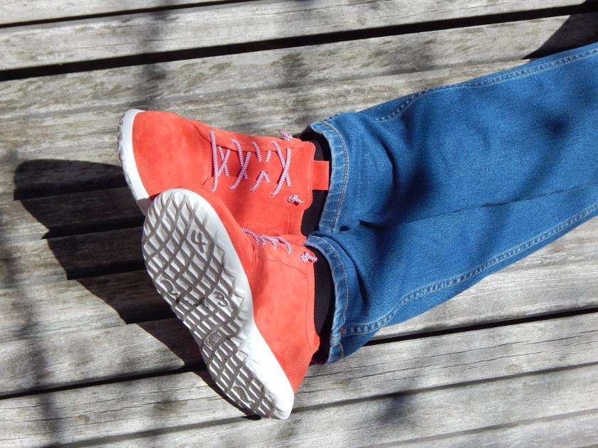 Ganter Schuhe, bequeme Schuhe für die Städtereise.