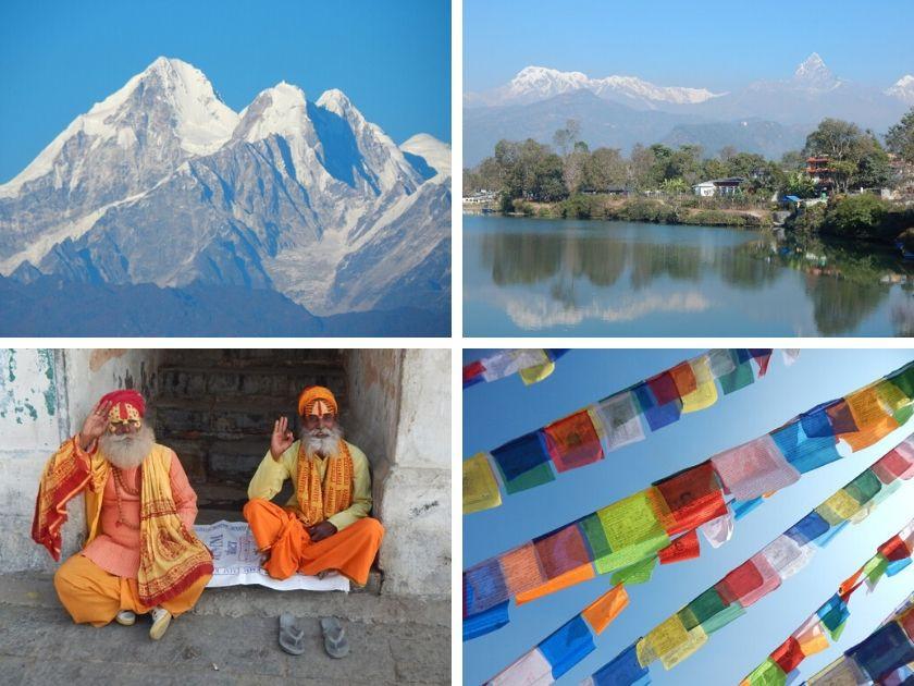 Nepal Rundreise, privater Reisebericht mit Infos