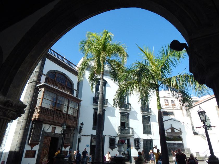 Santa Cruz de La Palma, Kanaren