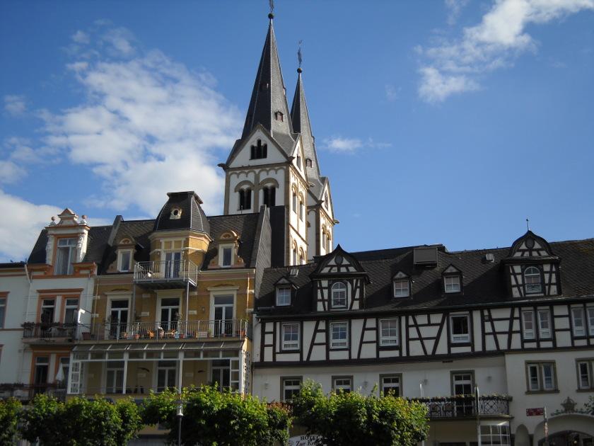 Boppard am Rhein Urlaub zu Hause