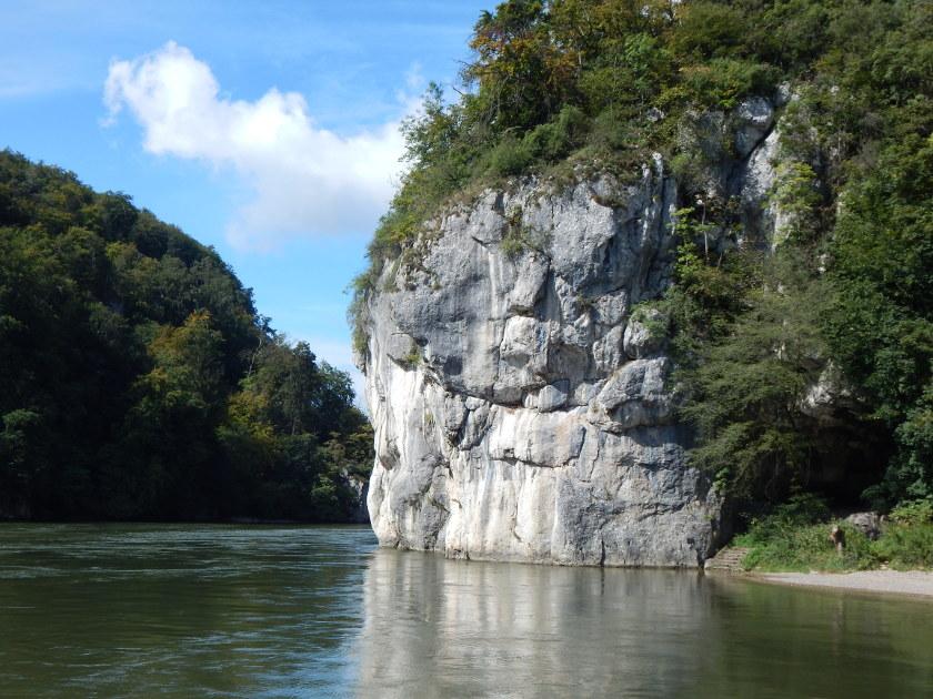 Der Donaudurchbruch bei Kelheim