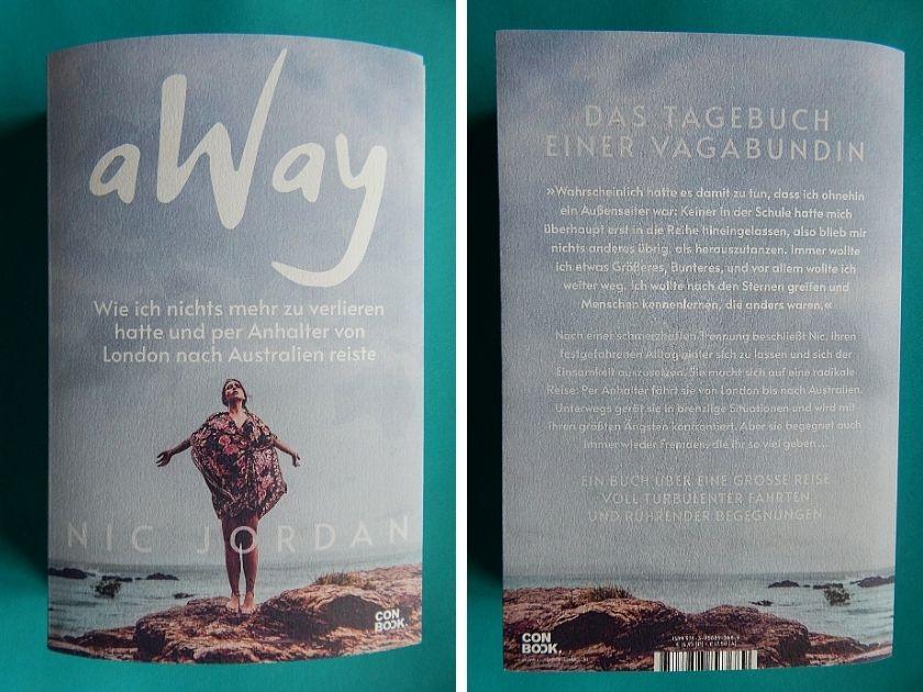 aWay - von Nic Jordan, Buchrezension