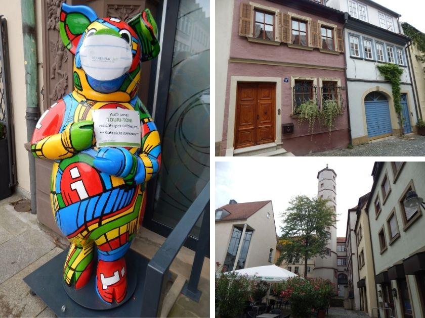 Schweinfurt Rundgang, Sehenswürdigkeiten und Tipps