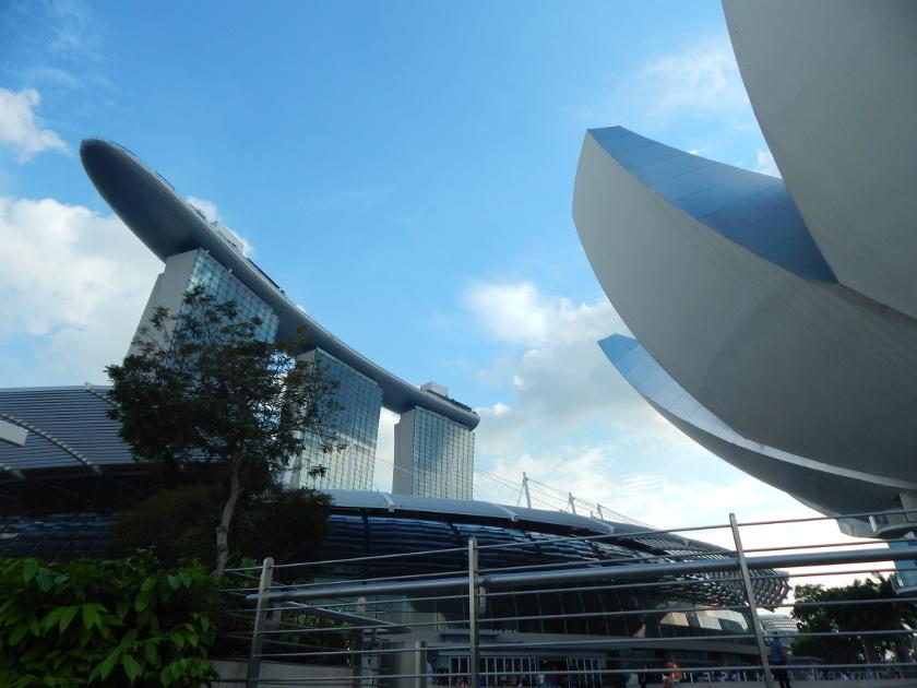 Fernweh nach Singapur