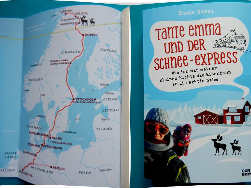 Buch Tante Emma und der Schnee Express